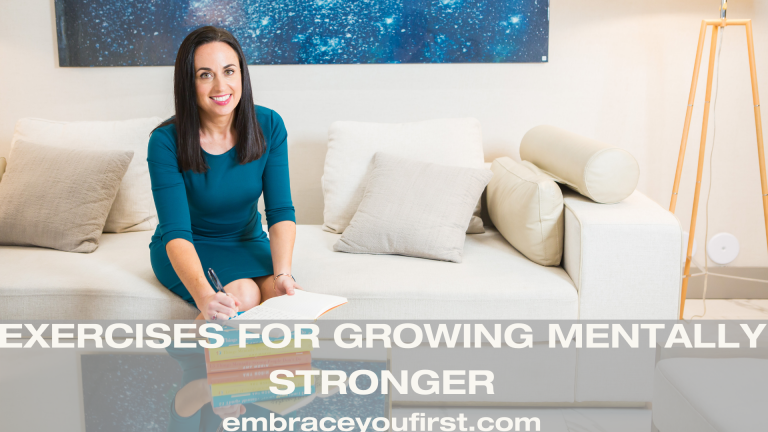 Episode 32: Exercises for Growing Mentally Stronger (ft. Amy Morin)