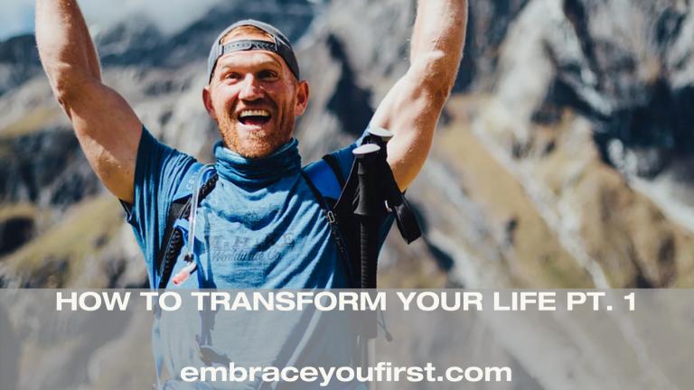 Episode 46:  How To Transform Your Life Pt. 1 (ft. Greg Denning)