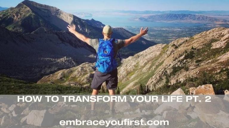 Episode 47:  How To Transform Your Life Pt. 2 (ft. Greg Denning)