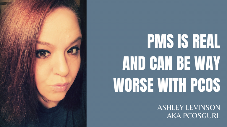 Episode 4: PMS is Real (ft. Ashley Levinson, PCOSGurl)