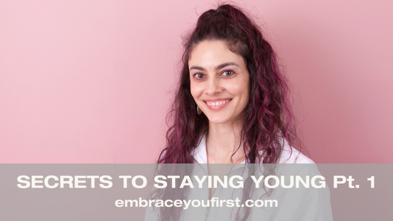 Episode 28: Secrets to Staying Young Pt. 1 (Ft. Dr. Kara MoraMarco)