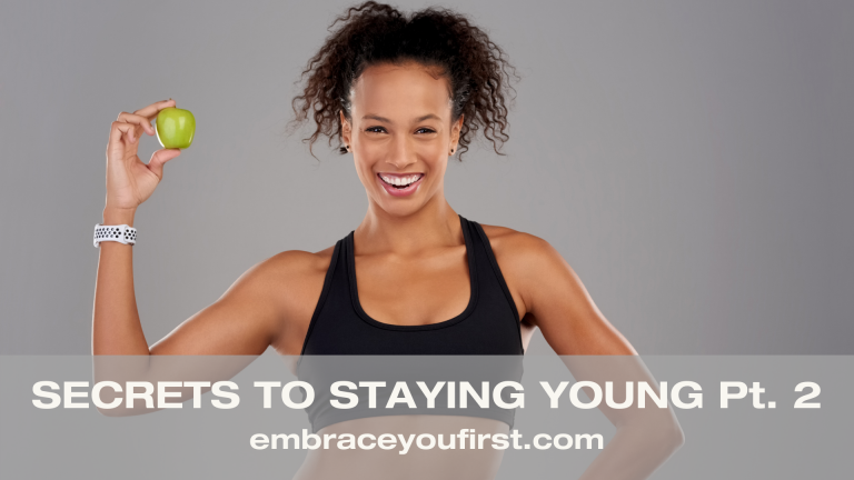 Episode 29: Secrets to Staying Young Pt. 2 (Ft. Dr. Kara MoraMarco)